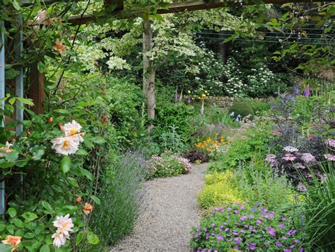 cottage garden country gardens cumbria garden design and