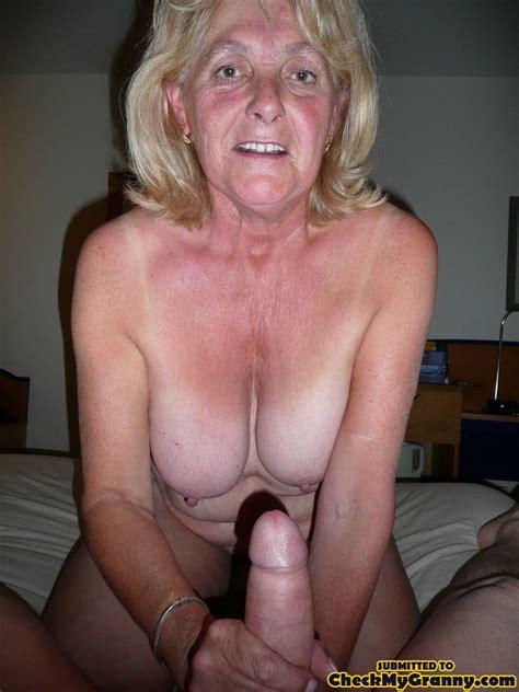 Kinky Blonde Granny Enjoys A Mouthfull Of C Xxx Dessert