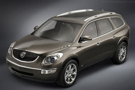 buick enclave concept images specifications
