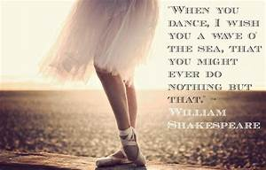Famous Ballet Quotes And Sayings. QuotesGram