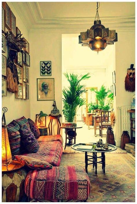 Indian living room decor bohemian style EasyHomeTips org