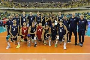 USA volleyball: men lose; women set for tough week | News ...