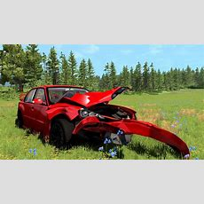 Crashed My New Car!! The Delivery Failure!! (beamng Drive) Youtube