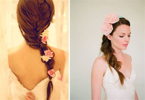 wedding trends braided hairstyles belle the magazine