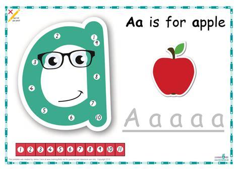 alphabet chart dot to dot alphabet letter charts learning 4