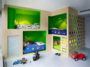 Kinderzimmer Ideen Junge : jungen kinderzimmer wandgestaltung ~ Frokenaadalensverden.com Haus und Dekorationen