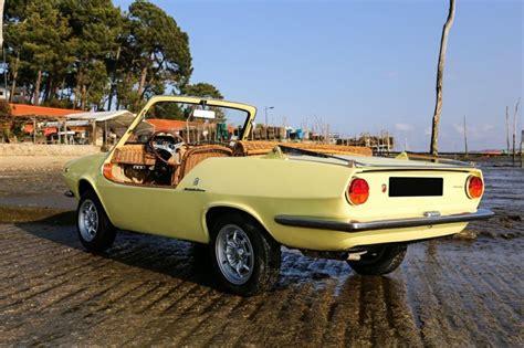 Fiat Beach Car