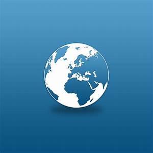 Earth Logo by mariolic7 on DeviantArt