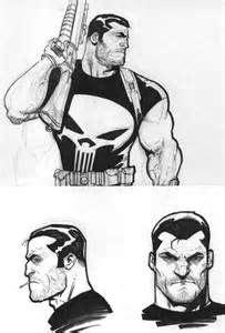 By Glen Orbik Punisher - | Superhero art, Punisher art