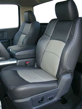 dodge ram crew cab    katzkin leather