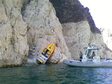 Boat Crash Lake Of The Ozarks 2018 by Lake Mead Boating Accident Saw One Just Like This At