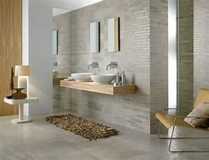 Carrelages Salle De Bain : salle de bain bretagne carrelage ~ Melissatoandfro.com Idées de Décoration