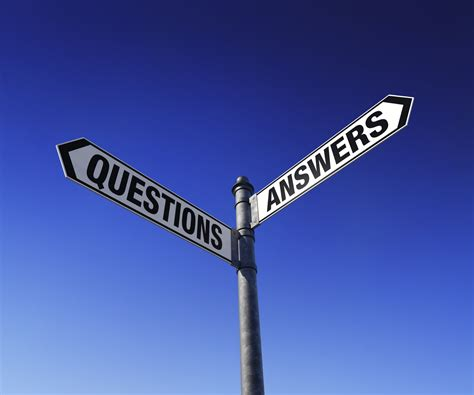 Good Answers Have Questions In Them Wordhavering