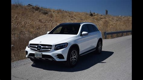 2016 Mercedes Glc300 by 2016 Mercedes Glc 300 4matic Review