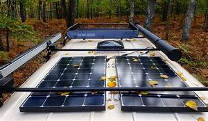 2020  Best Solar Panels For Rv Or Camper Van Buyer Guide