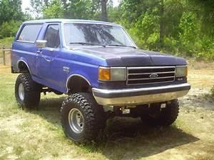 RedDiver 1990 Ford Bronco Specs, Photos, Modification Info at CarDomain