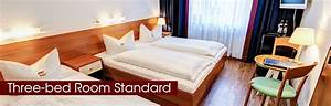 Three Bed Room Hotel Antares In Munich