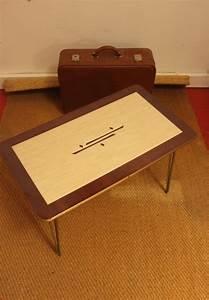 Table Basse 3 Pieds : table basse pieds eiffel very sixties vintage by fabichka ~ Teatrodelosmanantiales.com Idées de Décoration