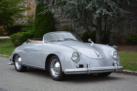 1956 Porsche 356 Speedster Stock # 20552 For Sale Near
