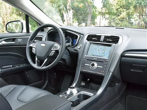 ford fusion 2017 interior 2017 ford fusion hybrid black 200 interior and exterior