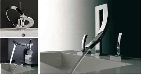 designer bathroom faucets contemporary faucets