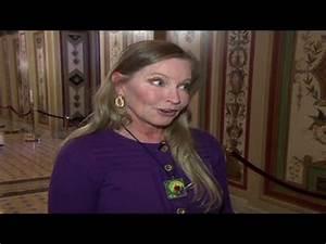 CNN: Patrick Swazye's widow in Washington - YouTube