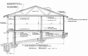 Free 3 Bedroom Ranch House Plan with Porch for Sloped Lot