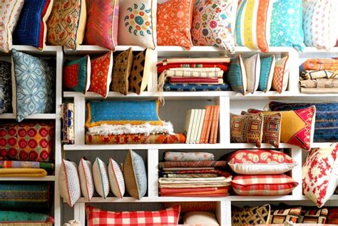 C Design Home Textiles : Textile Queen Kathryn M. Ireland Opens New Store In West