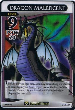 carddragon maleficent kingdom hearts wiki  kingdom