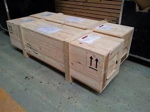 Caisse En Bois : caisse bois perdue emballage sur mesure usage unique ~ Nature-et-papiers.com Idées de Décoration