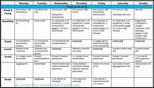 Meal Plan For Weight Loss Muscle Gain Female