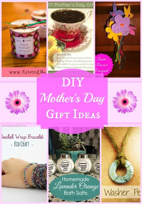 mothers day ideas diy diy mother s day gift ideas