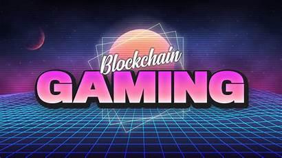 Gaming Blockchain Block Games Led Ethereum Generation