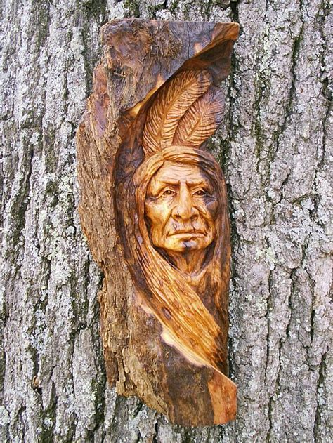 indian wood carvings native american indian archive