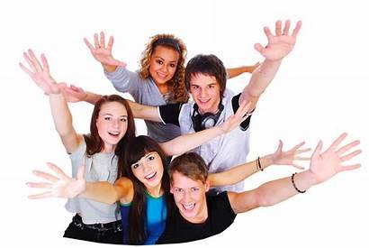Bonheur Students Young Happiness Jeunes Soyez Homework