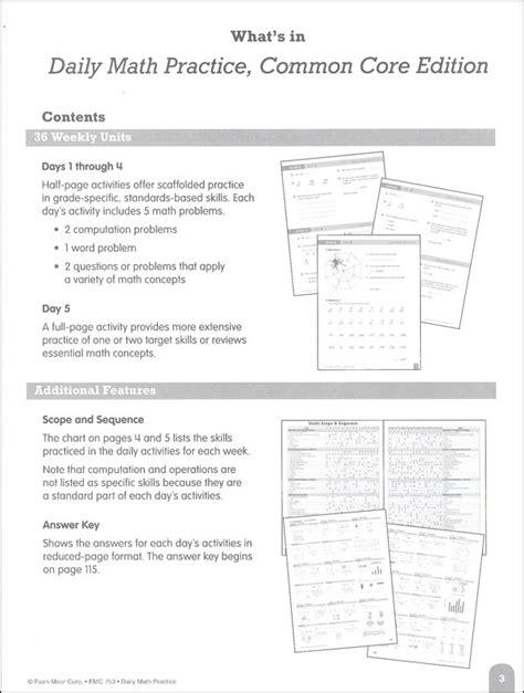 Daily Math Practice 4 (007002) Details  Rainbow Resource Center, Inc