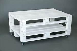 Table Basse Palettes : salon et jardin 48 tables basses originales en palette de ~ Melissatoandfro.com Idées de Décoration