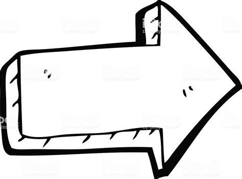 drawing cartoon arrow stock vector art  images