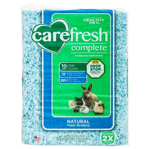 guinea pig bedding bulk carefresh pet products at pet mountain