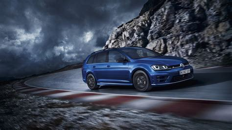 Volkswagen Golf R Wallpaper by 2015 Volkswagen Golf R Variant Wallpapers Hd Images