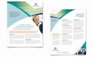 Free Access Templates For Small Business Business Training Brochure Template Word Publisher