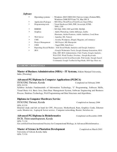Digital Marketing Resume Doc by Digital Marketing Resume Choose 10 Marketing Resume Sles Hiring Managers Will Notice Great