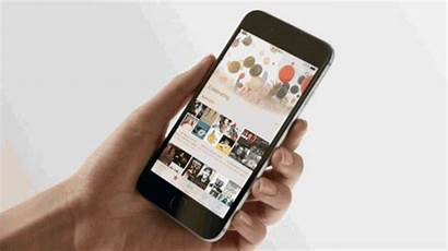 Touch Apple Iphone 3d Smartphone Tech Gifs