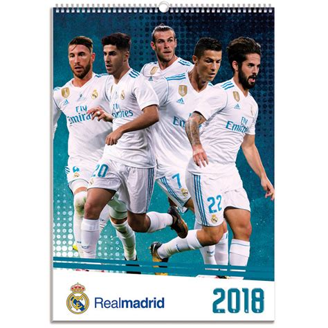 calendario real madrid europostersit