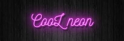 Text Maker Neon Cool Animated