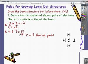 Lewis Structure Ch3i 2a 2  12