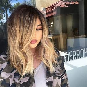 Coupe Cheveux 2018 Femme : ide tendance coupe coiffure femme 2017 2018 magnifiques ~ Melissatoandfro.com Idées de Décoration