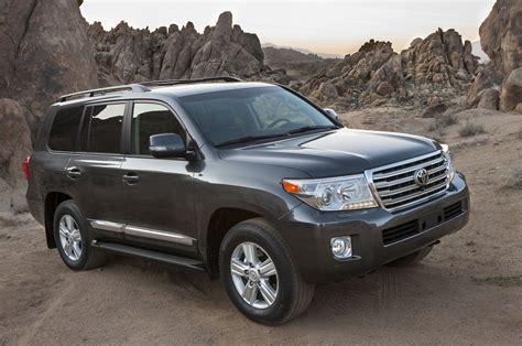 Toyota Land Cruiser Picture by 2015 Toyota Land Cruiser Reviews And Rating Motor Trend