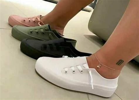 melissa ulitsa sneaker roupas  calcados cidade lider
