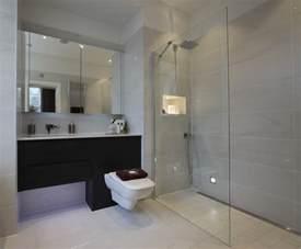 Gray Bathroom Floor Tile